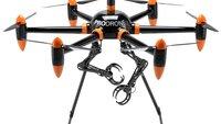 Flexible Roboterarme: Diese Drohne greift zu