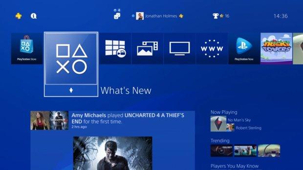 PlayStation 4: Alles, was Du über die Systemsoftware 4.00 wissen musst