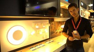 Philips Hue: Neue Leuchten und Lampen im Hands-On-Video