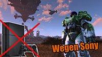 Fallout 4 und Skyrim: Mods für PlayStation 4 komplett gestrichen