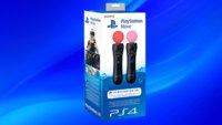 Überarbeitete Move-Controller zum Start von PlayStation VR
