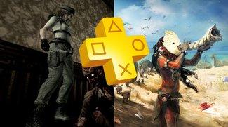 PlayStation Plus: Diese Gratis-Spiele erwarten Dich im Oktober