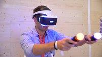 PlayStation VR: Unser erster Eindruck im Hands-On-Video