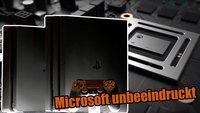 PlayStation 4 Pro: So reagiert Microsoft auf die Ankündigung – unbeeindruckt