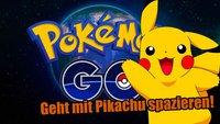 Pokémon GO: Buddy-Update kommt mit großartigem Easter-Egg
