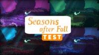 Seasons after Fall im Test: Ein wunderschönes, frustrierendes Märchen