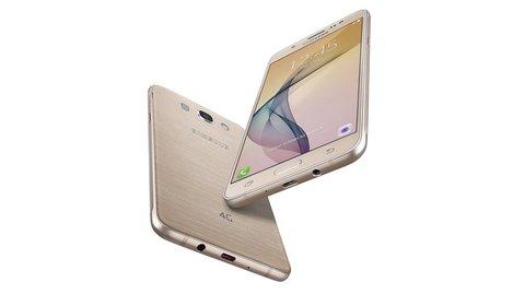 Samsung Galaxy On8: Mittelklasse-Smartphone mit 5,5-Zoll-Display vorgestelt