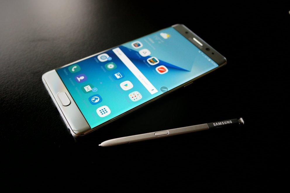 Mehr als 96 Prozent aller Galaxy Note 7 zurückgegeben: Hat Samsung die Brandaffäre überstanden?