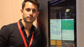 Samsung Family Hub: Der smarte Kühlsc...