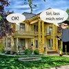 Wenn Siri einfach fremde Leute ins Haus lässt