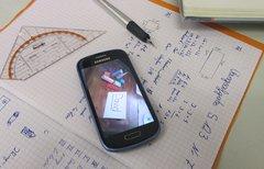 Smartphones im Unterricht...