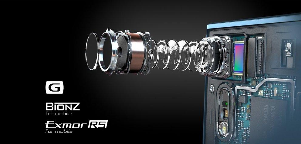 Sony Xperia XZ Kamera