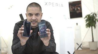 Sony Xperia XZ vs. Samsung Galaxy S7: Vergleichsvideo der beiden Flaggschiffe