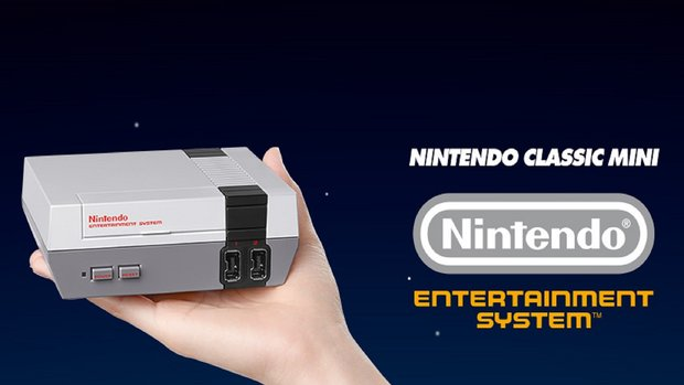 Mini NES setzt sich gegen PS4 und Xbox One durch