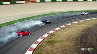 The Grand Tour: Amazons Top-Gear-Nachfolger startet Mitte November