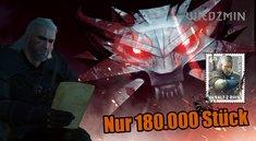 The Witcher: Limitierte Geralt-Briefmarke für Polen