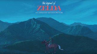 So würde The Legend of Zelda als Film von Studio Ghibli aussehen