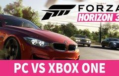 Xbox gegen PC: Forza Horizon 3...