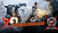 Titanfall 2: Kein Rabatt und kein früheres Spielen über EA und Origin Access