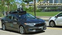 Video: Hier fährt das erste selbstfahrende Uber durch San Francisco