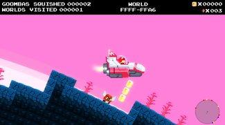 No Mario's Sky: Nintendo blockt No-Man's-Sky-Parodie – Entwickler veröffentlichen Alternative