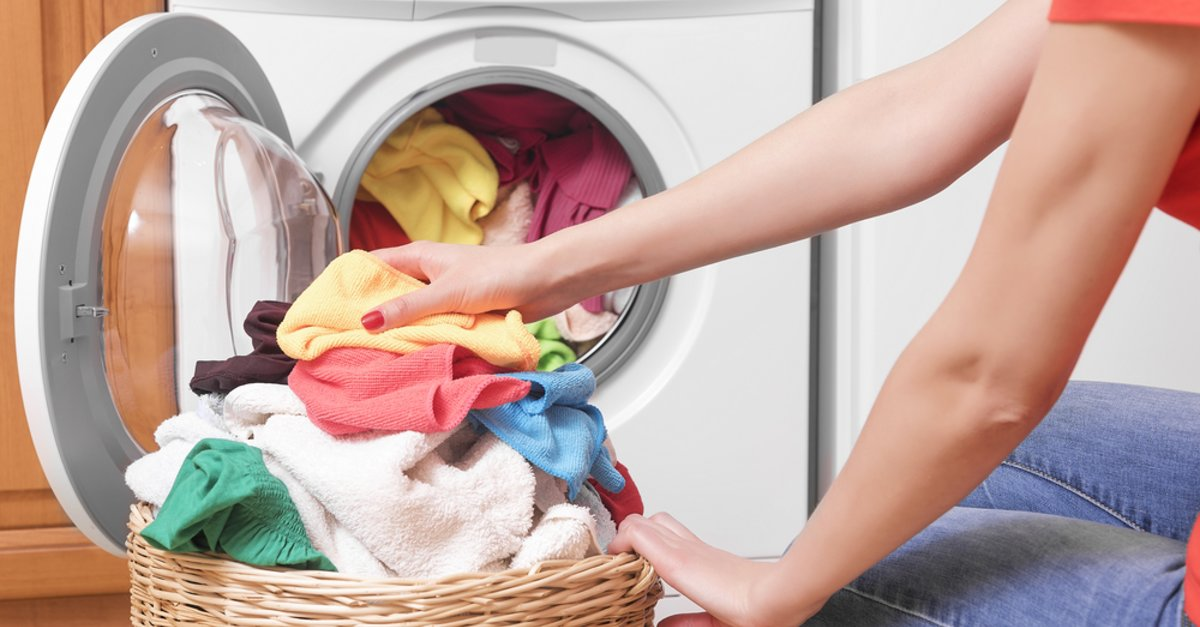 Berühmt Gewicht der Waschmaschine: Wie schwer ist das Haushaltsgerät? MT28