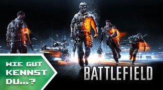 Battlefield 1: Wie gut kennst Du Battlefield?