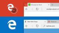 Windows 10: Edge-Browser läuft bald in virtueller Umgebung für mehr Sicherheit