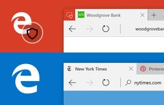 Windows 10: Edge-Browser...