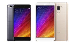 Xiaomi Mi5S und Mi5S Plus vorgestellt: Snapdragon 821, Ultraschall-Fingerabdruckleser und Dual-Kamera