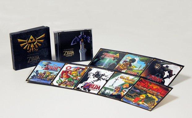 The Legend of Zelda: Mit diesem Soundtrack feiert Nintendo das 30-jährige Jubiläum