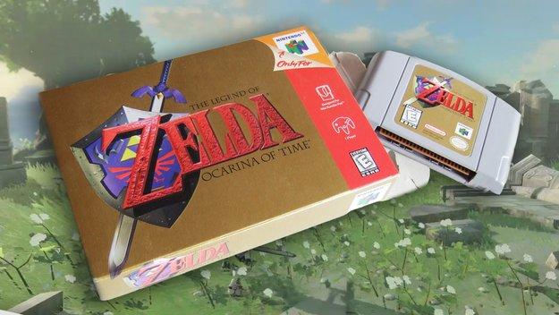 Trademark zu Zelda – Breath of the Wild deutet Cartridges für neue Nintendo-Konsole an