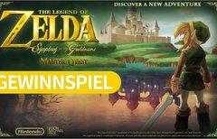 Zelda-Gewinnspiel: Wir...