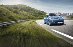 Renault ZOE: Neuer Akku...