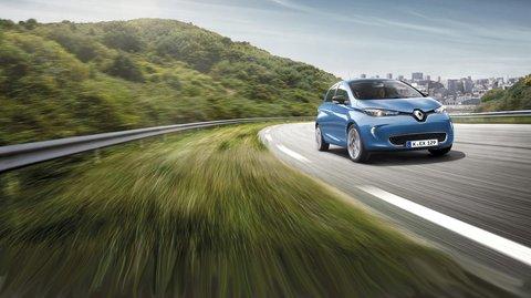 Renault ZOE: Neuer Akku verdoppelt die Reichweite des Elektroautos