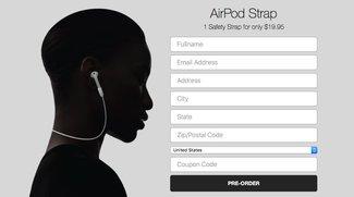 """""""AirPod Strap"""" soll AirPods vor dem Herunterfallen sichern (Update)"""