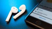 AirPods mit ungewöhnlichem Sensor: Apple arbeitet an neuem Feature