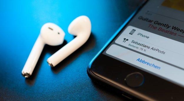 AirPods: iOS 11 bringt geniales neues Feature
