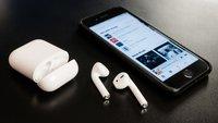 AirPods 2 mit kabellosem Ladecase: Apples Kopfhörer endlich kurzfristig bei Amazon verfügbar