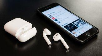 """""""Find my AirPods"""": iOS 10.3 hilft bei der Suche nach verlorenen Kopfhörern"""