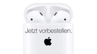 Apple AirPods kaufen: Händler in Deutschland ermöglichen Vorbestellung