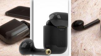 Apple AirPods erfolgreich gefärbt: Black ist the new white.