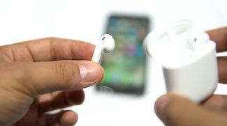 Hingehört und hingeschaut: Apple AirPods im Hands-On