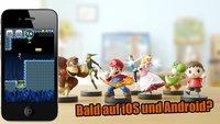 Nintendo: amiibo könnten bald auch mit Smartphones funktionieren