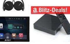 Blitzangebote:<b> Android-TV-Box, USB-C-Hub, günstige Sony-Kopfhörer und mehr</b></b>