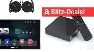 Blitzangebote: Android-TV-Box, USB-C-Hub, günstige Sony-Kopfhörer und mehr