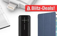 Blitzangebote:<b> Lightning-Laufwerk, iPad-Case, Lautsprecher u.v.m. heute günstiger</b></b>