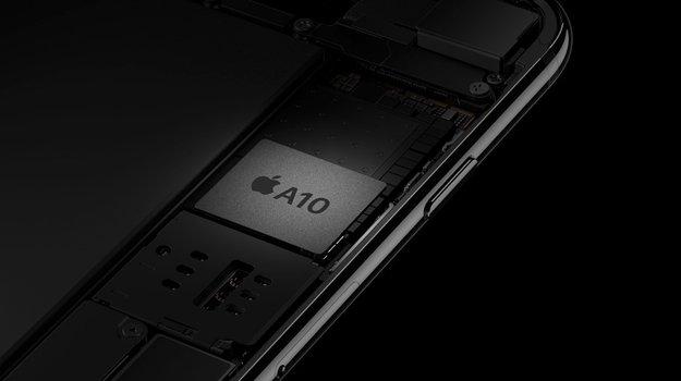 Apple A10 im iPhone 7 lässt zahlreiche Macs hinter sich