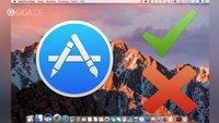 Diese Apps sind mit macOS Sierra (nicht) kompatibel