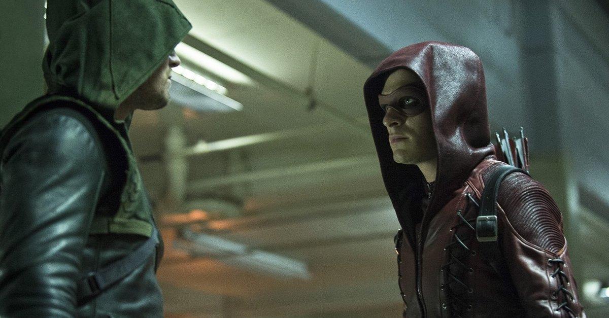 Arrow Staffel 6 Amazon